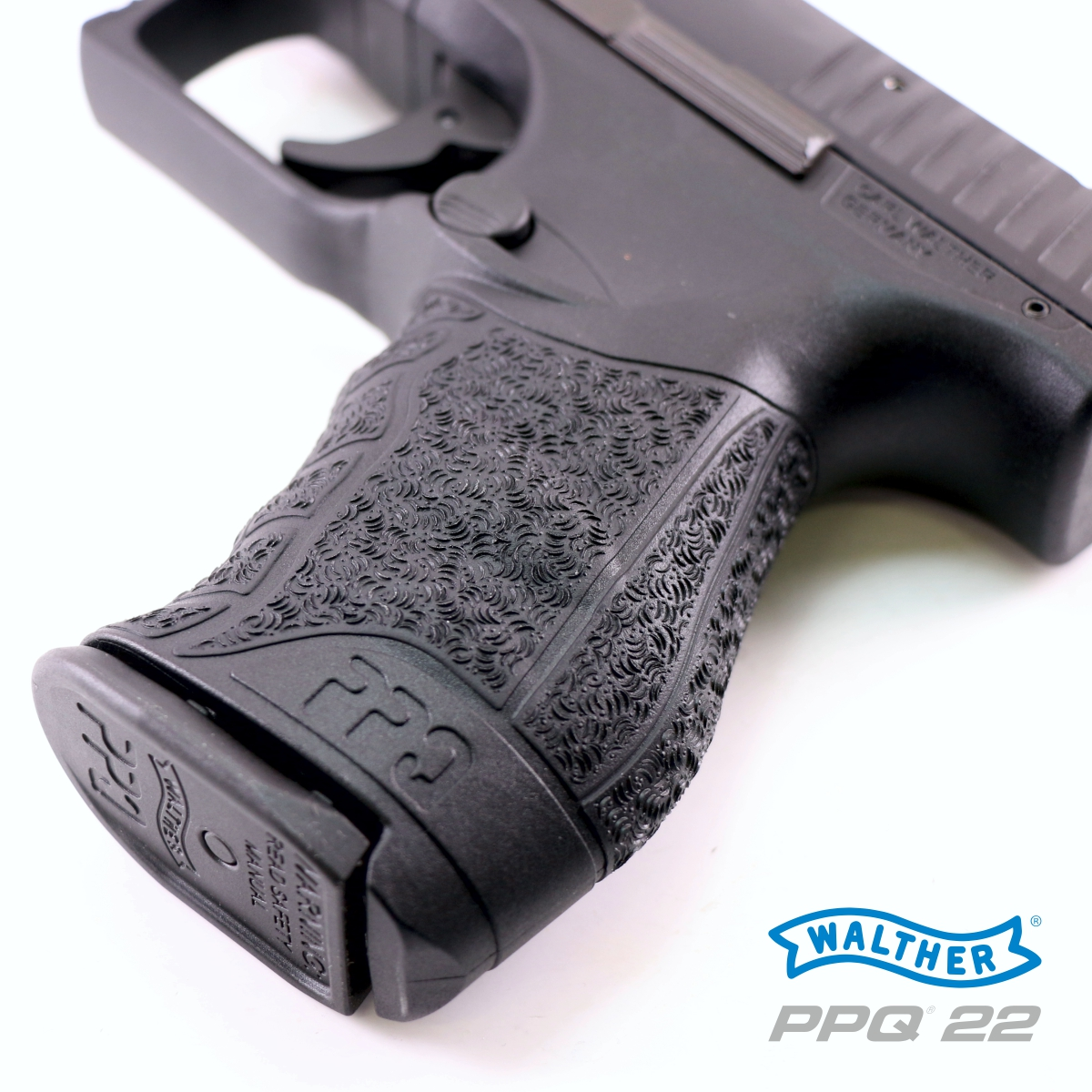 Walther PPQ M2 TACTICAL 4,6