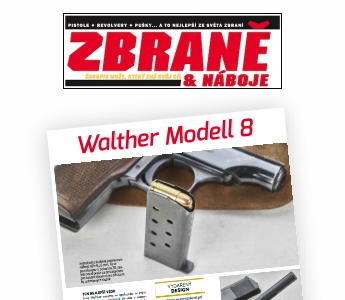 Walther Modell 8